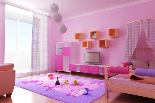 Kids Paint for Bedroom
