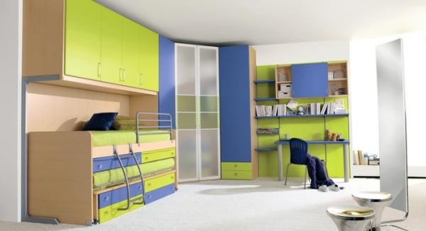 Lime Green Bedroom Kids