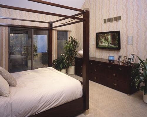 Modern Bedroom Design 2012