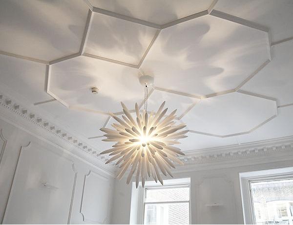 Modern Pop Ceiling Designs for Living Room Pic