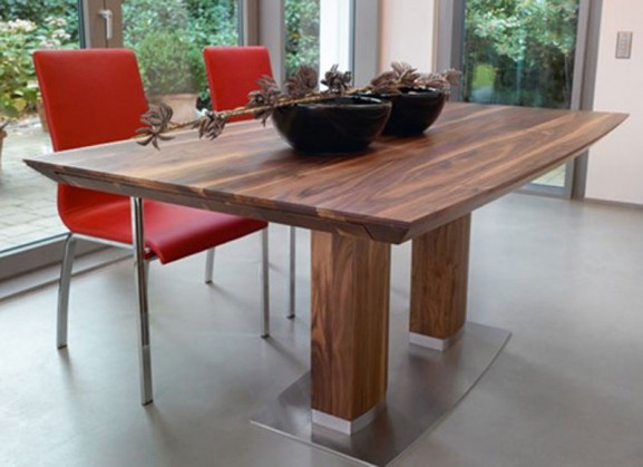 Natural Wooden Dining Tables