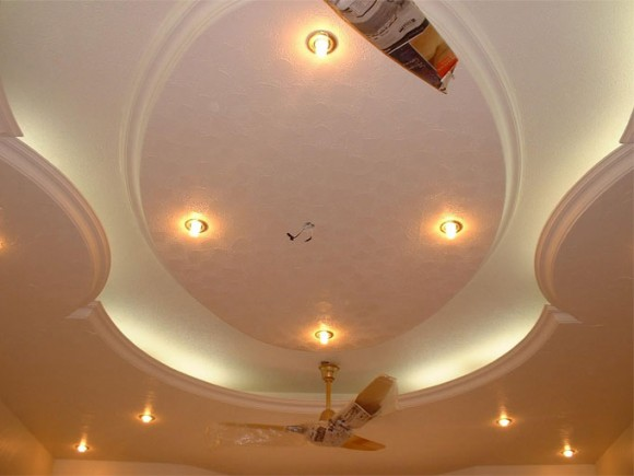 Pop Design of Ceiling