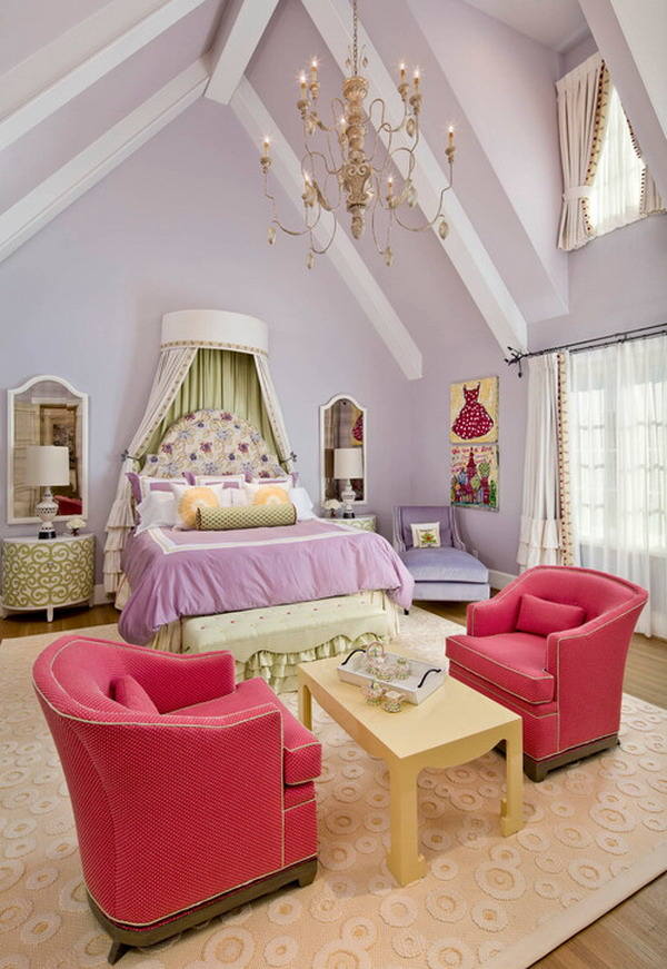 Pop Designs for Bedrooms