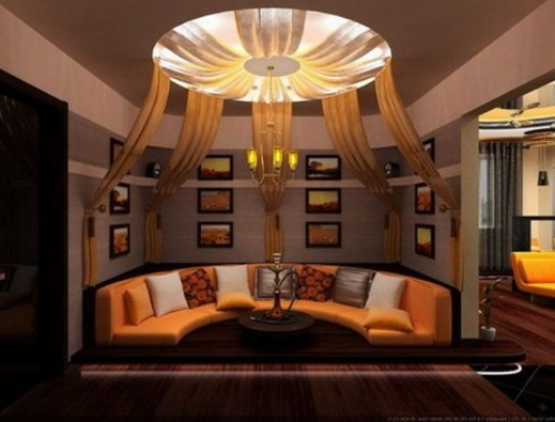 Impressive Living Room Ceiling Design Pictures 500 x 380 · 61 kB · jpeg
