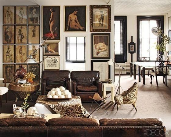 Pop Designs for Living Room Walls