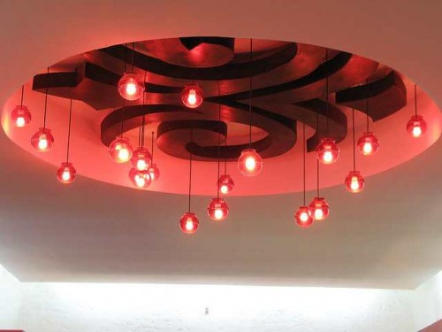 Drawing Room Ceiling Designs for Fall 500 x 375