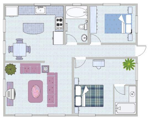 Simple house designs and plans home decor report for Simple to build house plans
