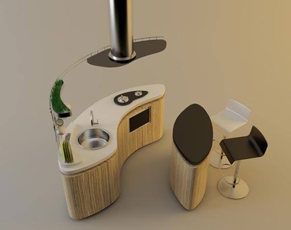 Small Kitchen Bar Ideas