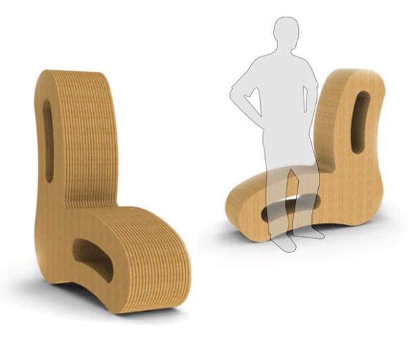 Unique Cardboard Design