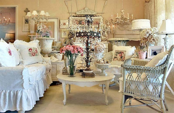 Vintage French Shabby Chic Decor Home Decor Report