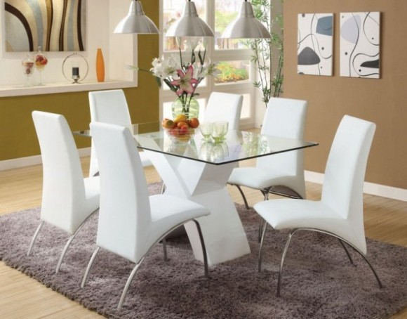 White Dining Table Sets