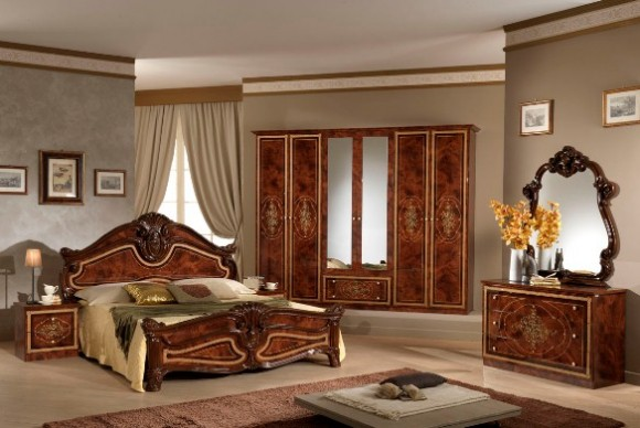 Italian Bedroom Furniture Designers
