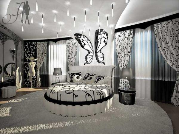 Modern Bedroom 2012
