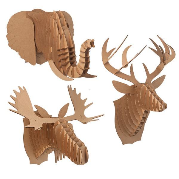 Unique Cardboard Design Photo