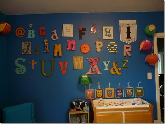 ABC Wall Nursery