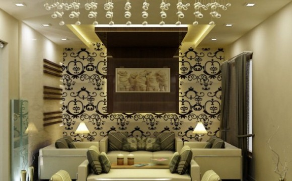 Italian Designer False Ceiling