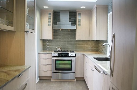 Kitchens Small Spaces
