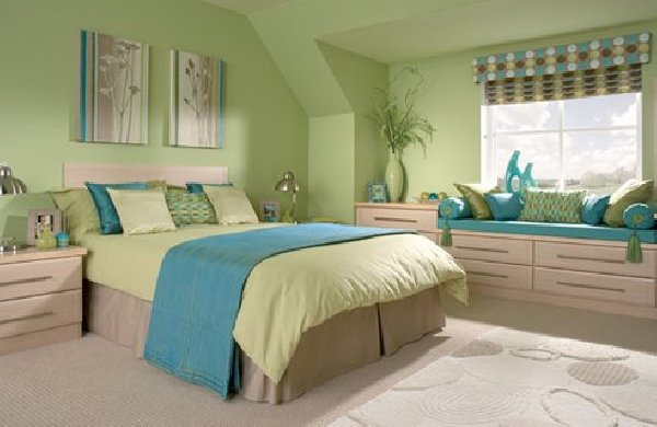 Light Blue And Green Bedroom Ideas Home Decor Report