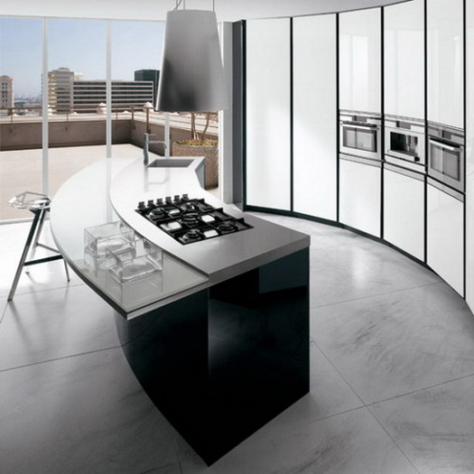 Luxury Contemporary Kitchen Designs
