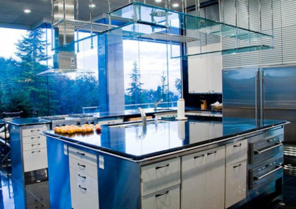 Luxury Modern Kitchens