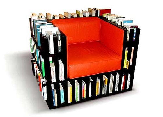 Modern Library Furniture Design