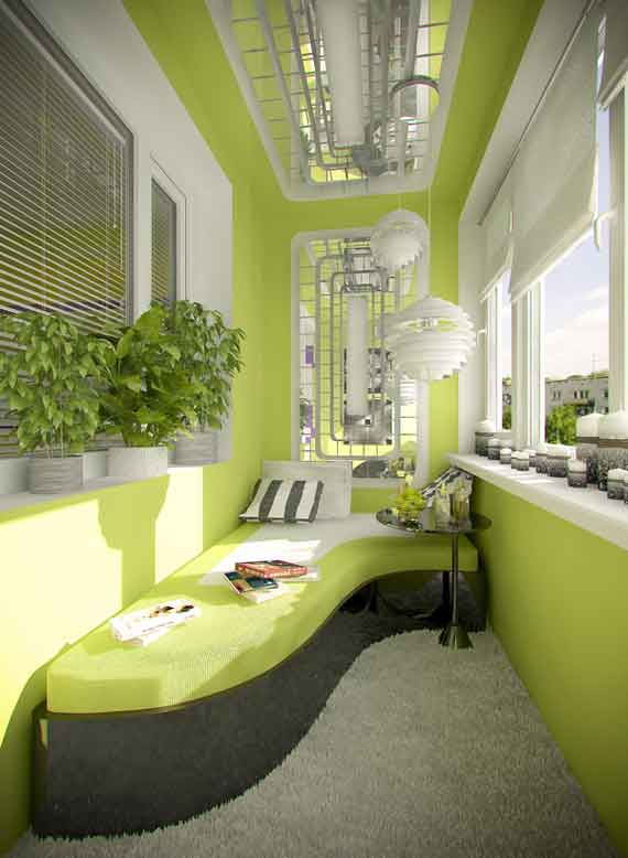 Nice Ideas for Your Balcony