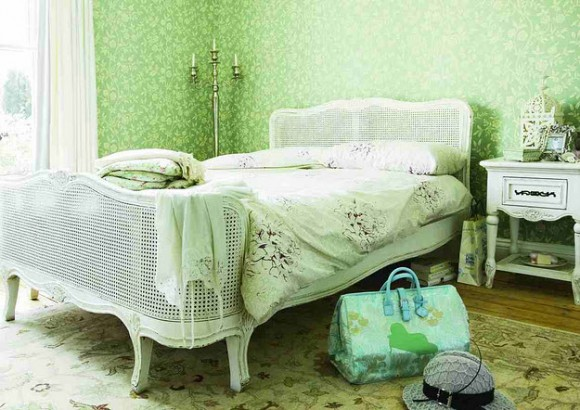 Pale Green Bedroom Ideas