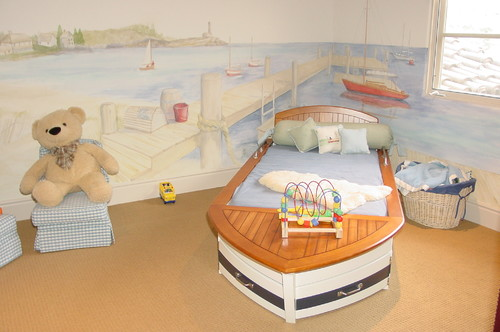 Playground Bedroom Design Phhoto