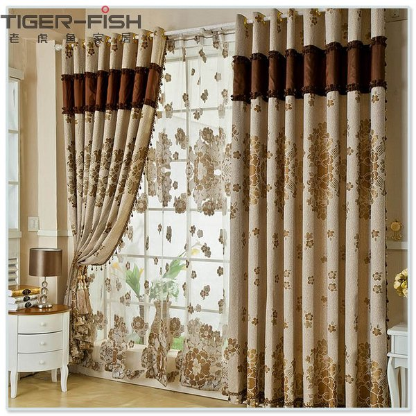 Curtain Designs For Living Room Pictures to pin on Pinterest